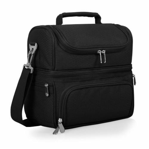Pranzo Lunch Cooler Bag, Black Perspective: back