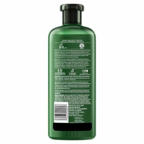Herbal Essences Bio:Renew Sheer Moisture Cucumber & Green Tea Shampoo Perspective: back