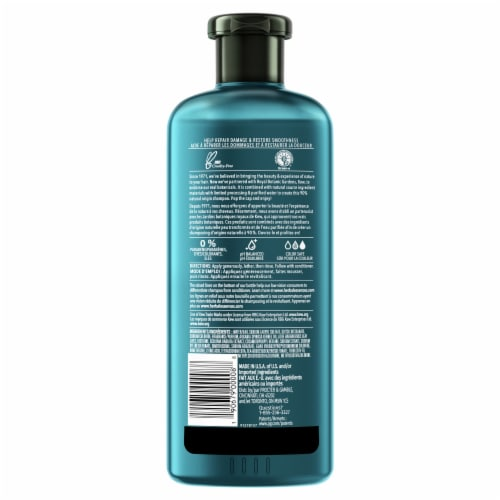 Herbal Essences bio:renew Argan Oil Of Morocco Repairing Color-Safe Shampoo Perspective: back