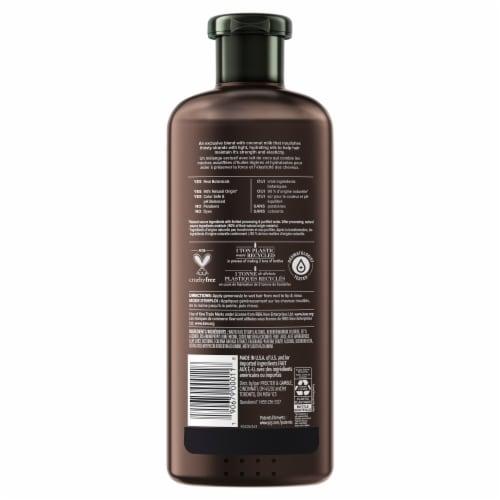 Herbal Essences bio:renew Coconut Milk Hydrating Conditioner Perspective: back