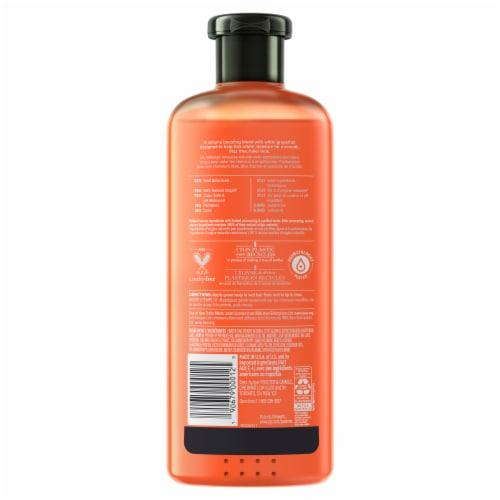 Herbal Essences bio:renew White Grapefruit & Mint Volumizing Conditioner Perspective: back