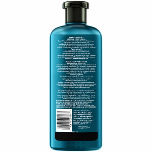 Herbal Essences bio:renew Argan Oil Of Morocco Repairing Color-Safe Conditioner Perspective: back