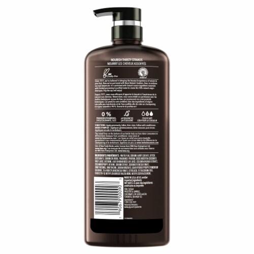 Herbal Essences Bio:Renew Hydrate Coconut Milk Shampoo Perspective: back