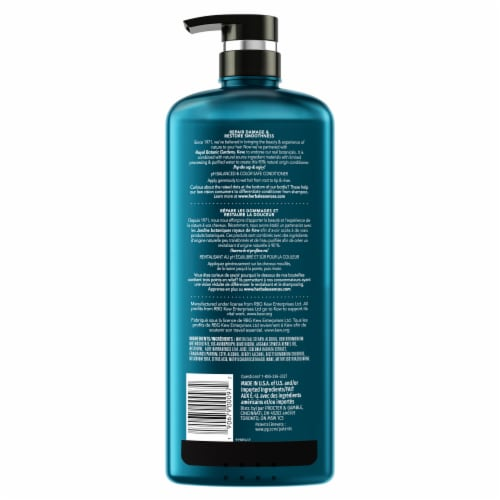 Herbal Essences Bio Renew Argan Oil Repair Conditioner Perspective: back