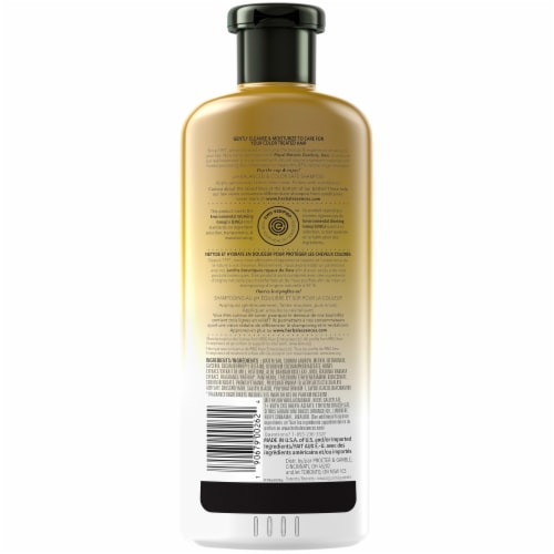 Herbal Essences Bio Renew Honey & Vitamin B Daily Moisture Shampoo Perspective: back