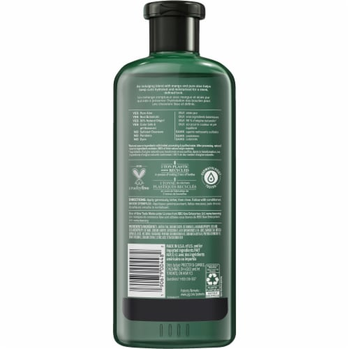 Herbal Essences Bio:Renew Mango + Potent Aloe Sulfate Free Shampoo for Curly Hair Perspective: back