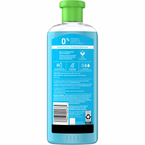 Herbal Essences Hello Hydration 2-in-1 Shampoo & Conditioner Perspective: back