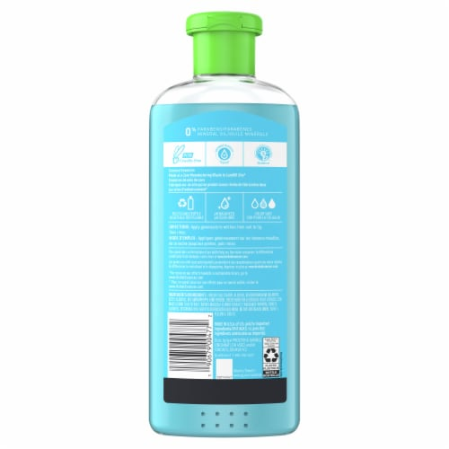 Herbal Essences Hello Hydration Conditioner Perspective: back
