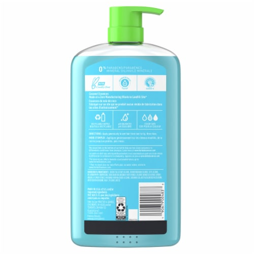 Herbal Essences Hello Hydration Conditioner Deep Moisture for Hair Perspective: back