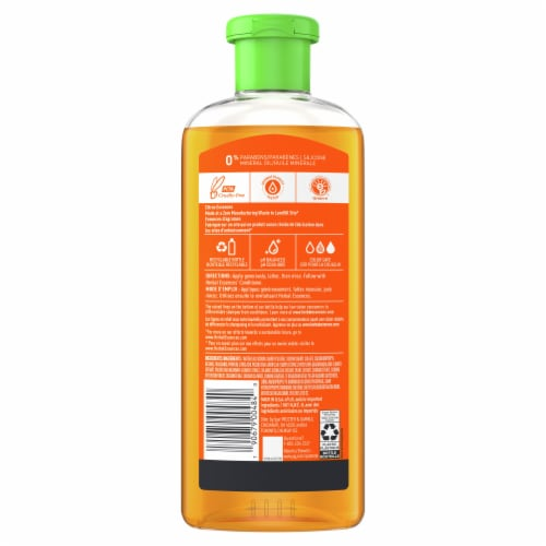 Herbal Essences Body Envy Hair & Body Wash Perspective: back