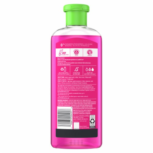 Herbal Essences Color Me Happy Shampoo & Body Wash Shampoo for Colored Hair Perspective: back