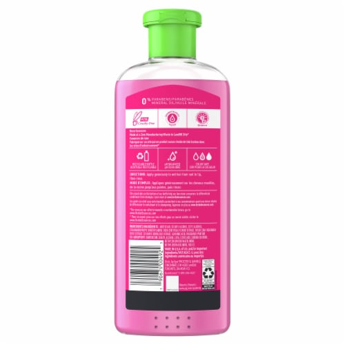 Herbal Essences Color Me Happy Conditioner for Color Treated Hair Perspective: back