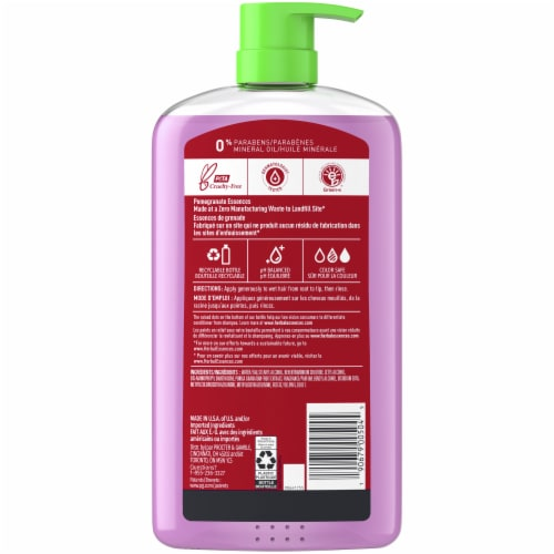 Herbal Essences Long Term Relationship Conditioner Damage Repair for Hair Perspective: back