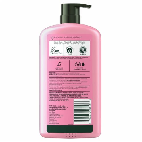 Herbal Essences Smooth Collection Conditioner Perspective: back