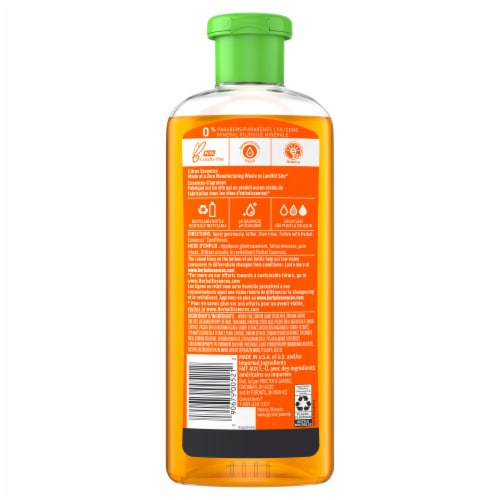 Herbal Essences Boosted Volume Body Envy Shampoo & Body Wash Perspective: back