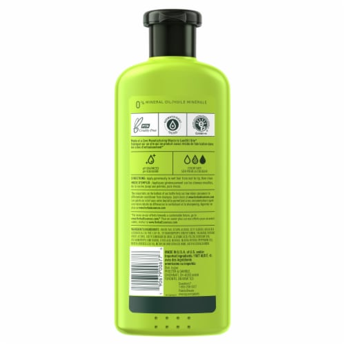 Herbal Essences Purifying Tea Tree Conditioner Perspective: back