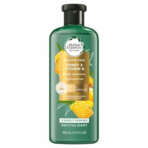 Herbal Essences BIO:RENEW Honey & Vitamin B Daily Moisture Conditioner Perspective: back