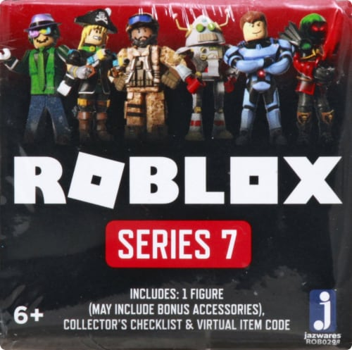 Roblox Series 4C Playset - Assorted Perspective: back