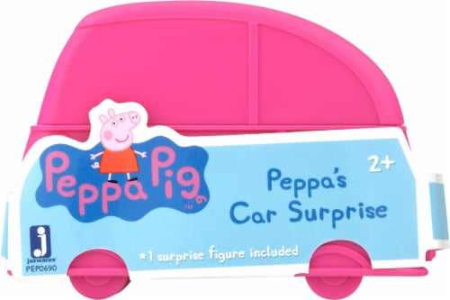 Peppa Pig Mini Cars - Assorted Perspective: back