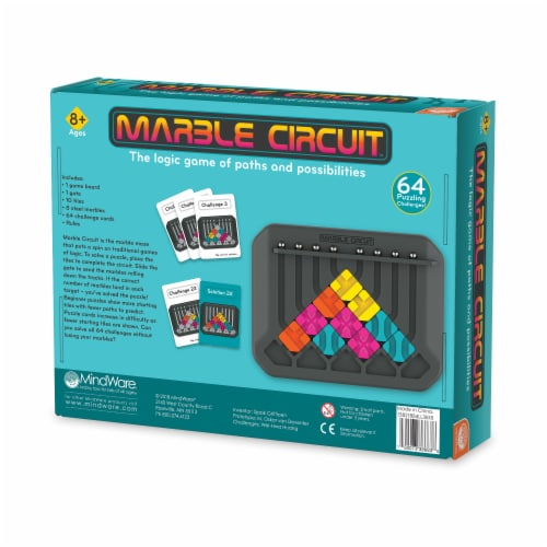MindWare Marble Circuit Perspective: back