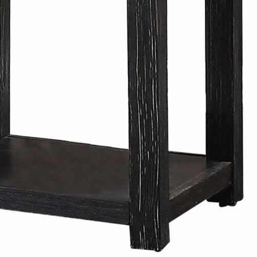Saltoro Sherpi Polyresin Wall Decor with Sea Shell Design, Set of 2, White Perspective: back