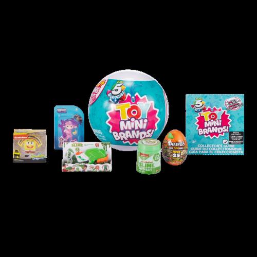 Zuru 5 Surprise Mini Brands Toy Perspective: back