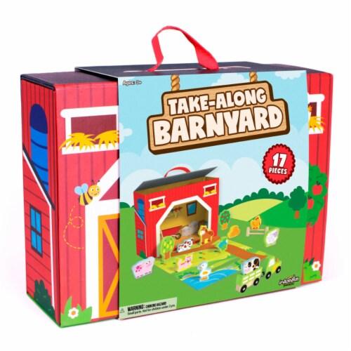 Take-Along Barnyard Perspective: back
