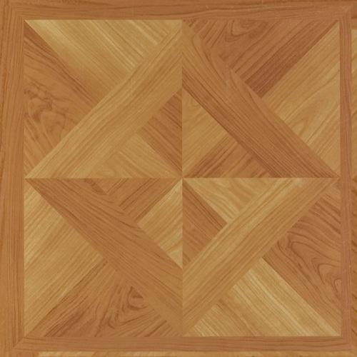 Achim Home Furnishings Nexus Peel & Stick Vinyl Floor Tile, Light Oak, 80 Pack Perspective: back