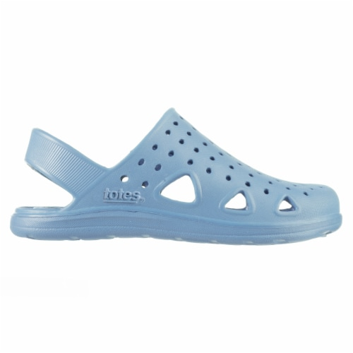 Totes Kid's Splash & Play Clogs - Gray Perspective: back