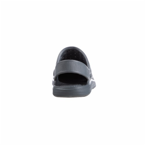 Totes Kid's Splash & Play Clogs - Mineral Perspective: back