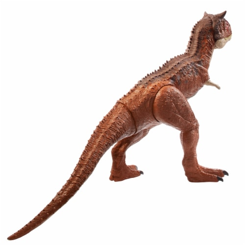 Mattel Jurassic World Colossal Carnotaurus Toro Dinosaur Perspective: back