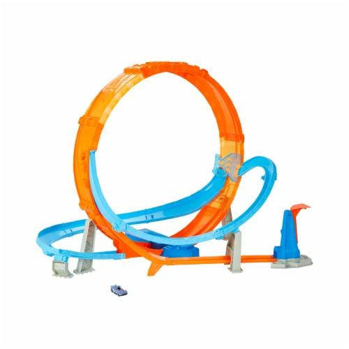 Hot Wheels® Massive Loop Mayhem Playset Perspective: back