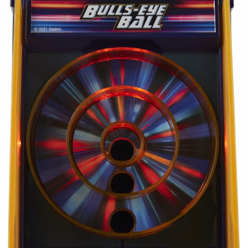 Hasbro Gaming Bulls-Eye Ball Game Perspective: back