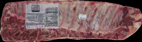 Moist & Tender Pork Loin Back Ribs Perspective: back