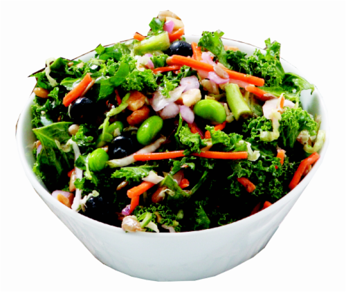 Deli Superfood Salad Perspective: back