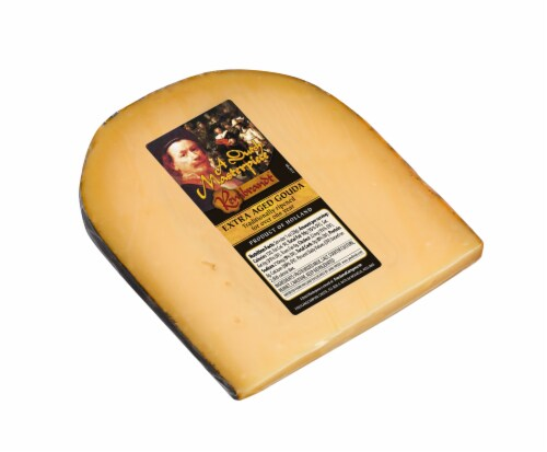 Rembrandt Extra Aged Gouda Perspective: back