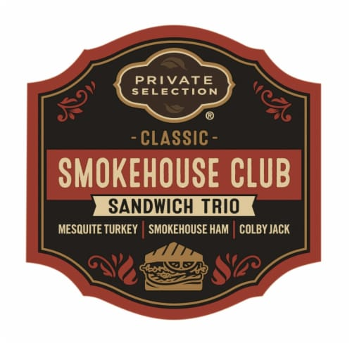 Private Selection Smoked Club Trio Perspective: back