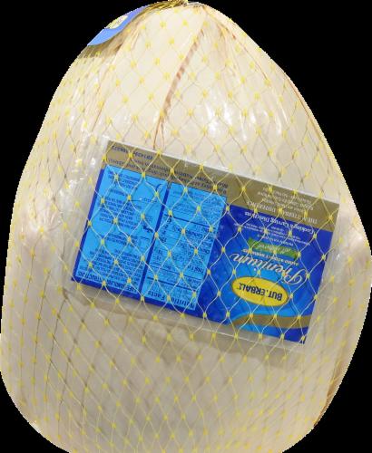 Butterball Premium Whole Frozen Turkey (10-14 lb) Perspective: back