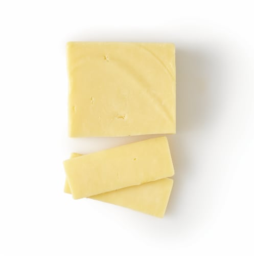 Murray's Australian Aged Cheddar Cheese Perspective: back