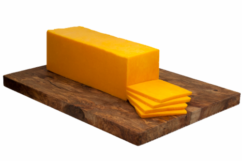 Private Selection™ Mild Cheddar Cheese Perspective: back