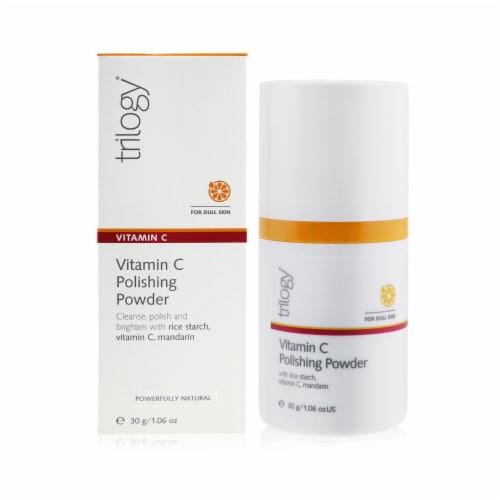 Trilogy Vitamin C Polishing Powder (For Dull Skin) 30g/1.06oz Perspective: back