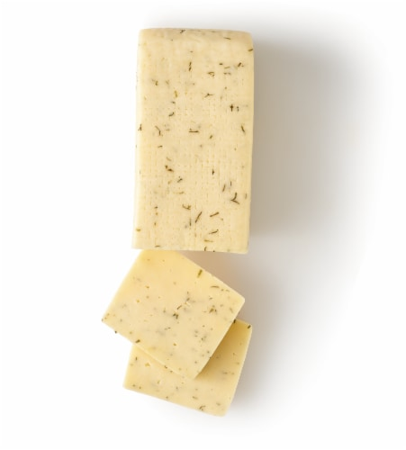 Murray's Dill Havarti Cheese Perspective: back