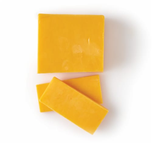 Murray's Mild Cheddar Cheese Perspective: back