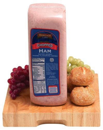 Heritage Farm™ Chopped Ham Perspective: back