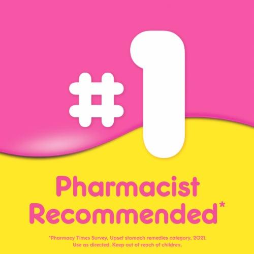 Pepto-Bismol 5 Symptom Relief Liquid Twin Pack Perspective: back