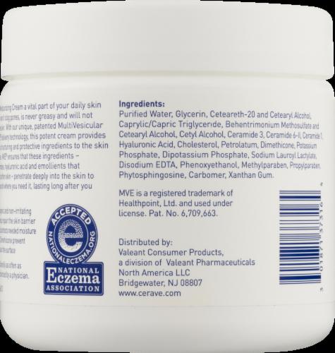 CeraVe Moisturizing Cream Perspective: back