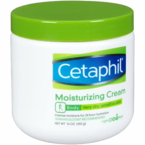 Cetaphil Moisturizing Cream Perspective: back
