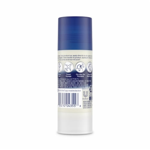 Vaseline All-Over Body Balm Unscented Jelly Stick Perspective: back