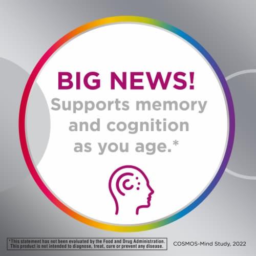 Centrum Silver Women 50+ Multivitamin Supplement Tablets Perspective: back