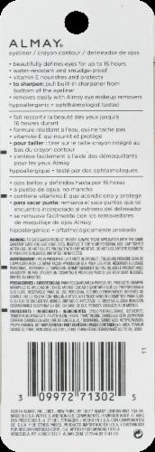 Almay 207 Brown Eyeliner Pencil Perspective: back